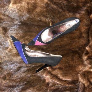 Bakers pointed toe heels